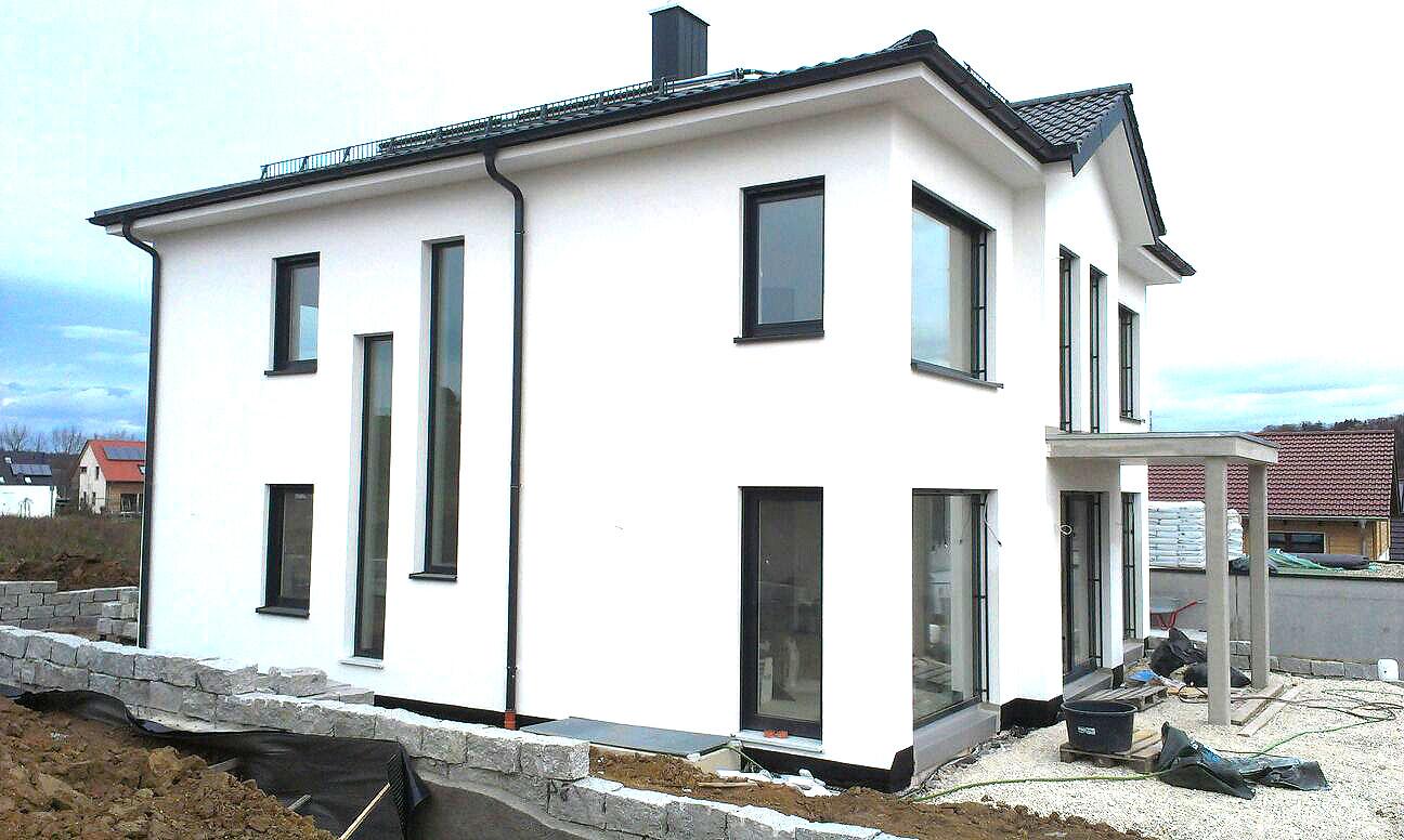 Neue Durchführung in Deutschland - Fenster und Türen