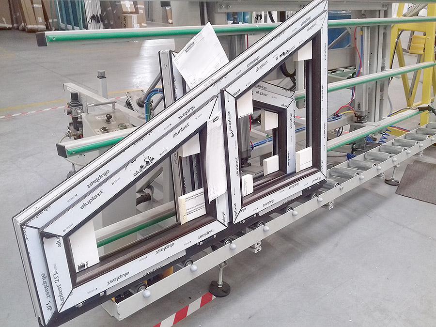 PVC-Fenster - ungewöhnliche Formen