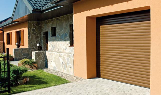 rolltore aus polen mirox pvc fenstern und t ren aus polen. Black Bedroom Furniture Sets. Home Design Ideas