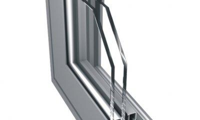 Drzwi aluminiowe przesuwne