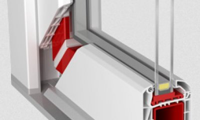 Stabile und elegante kunststofftüren
