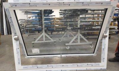 ALUPROF MB-60 PIVOT Drehfenster