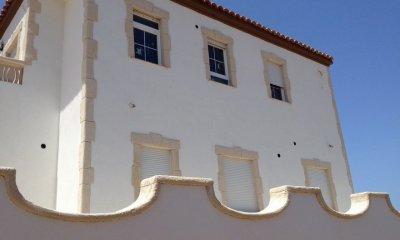 Unsere Fenster über 3000 Kilometer in Marokko
