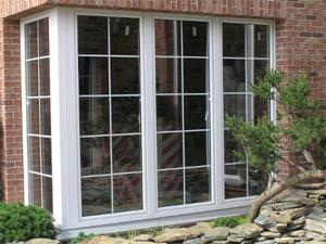 Fenster mit sprossen innenliegend  Sprossen: Innenliegende Sprosse, Aufgeklebte Sprosse, PVC | MIROX ...